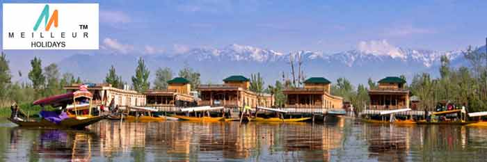 Kashmir Package Tour in Summer